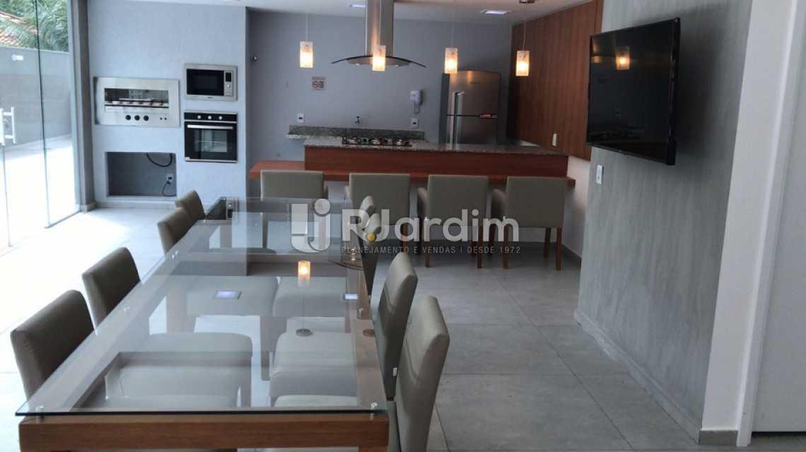 VIA MARGUTTA - Via Margutta Apartamento Tijuca 2 Quartos - LAAP20860 - 1