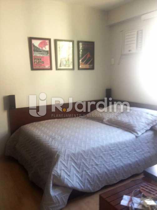 quarto - Apartamento Lagoa 2 Quartos Garagem - LAAP20861 - 10