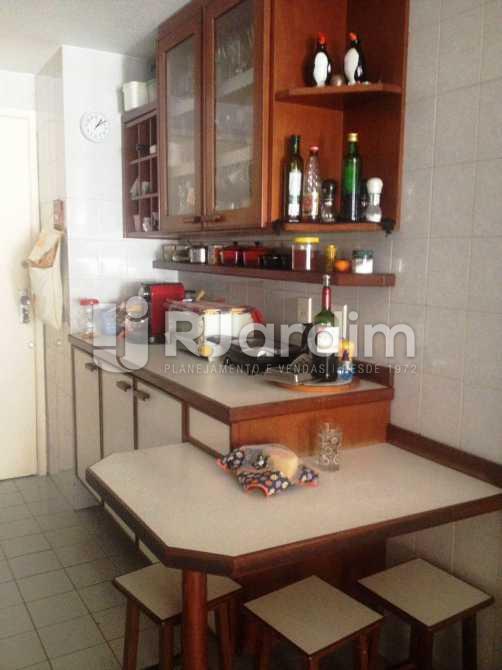 cozinha - Apartamento Lagoa 2 Quartos Garagem - LAAP20861 - 20