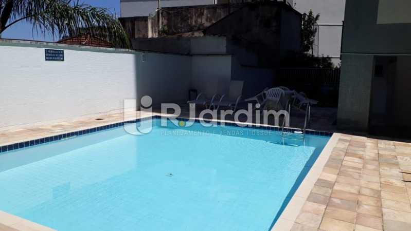 piscina  - Apartamento Lagoa 2 Quartos Garagem - LAAP20861 - 24