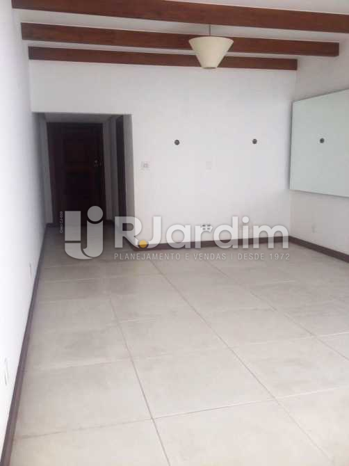 Sala - Apartamento 3 quartos à venda Lagoa, Zona Sul,Rio de Janeiro - R$ 1.650.000 - LAAP31173 - 3