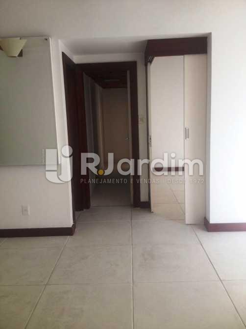 Sala - Apartamento 3 quartos à venda Lagoa, Zona Sul,Rio de Janeiro - R$ 1.650.000 - LAAP31173 - 4