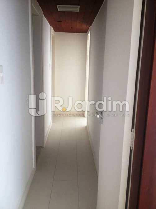 Circulação - Apartamento 3 quartos à venda Lagoa, Zona Sul,Rio de Janeiro - R$ 1.650.000 - LAAP31173 - 7