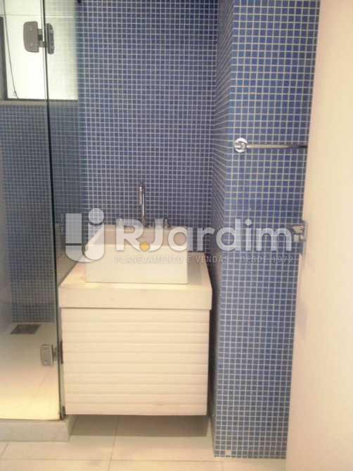 banheiro Social - Apartamento 3 quartos à venda Lagoa, Zona Sul,Rio de Janeiro - R$ 1.650.000 - LAAP31173 - 9