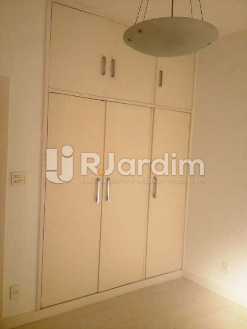 Quarto - Apartamento 3 quartos à venda Lagoa, Zona Sul,Rio de Janeiro - R$ 1.650.000 - LAAP31173 - 12