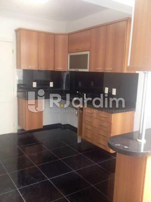 Cozinha - Apartamento 3 quartos à venda Lagoa, Zona Sul,Rio de Janeiro - R$ 1.650.000 - LAAP31173 - 20