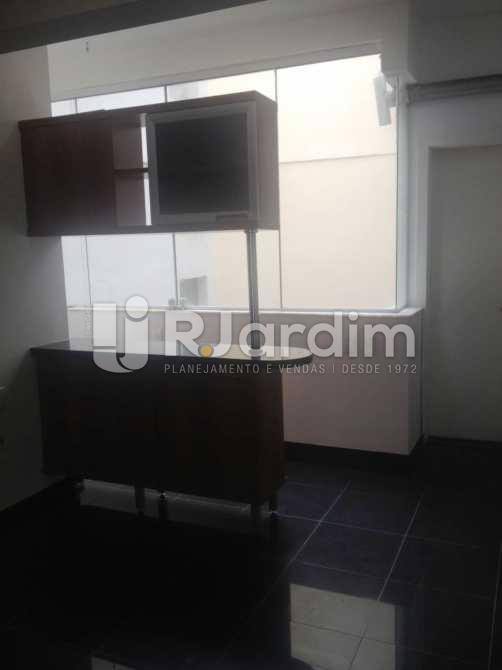Entrada de serviço - Apartamento 3 quartos à venda Lagoa, Zona Sul,Rio de Janeiro - R$ 1.650.000 - LAAP31173 - 22