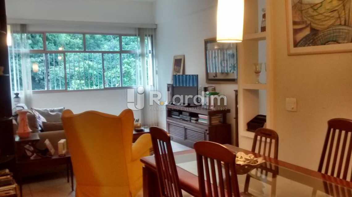 sala - Apartamento Humaitá 3 Quartos - LAAP31175 - 1