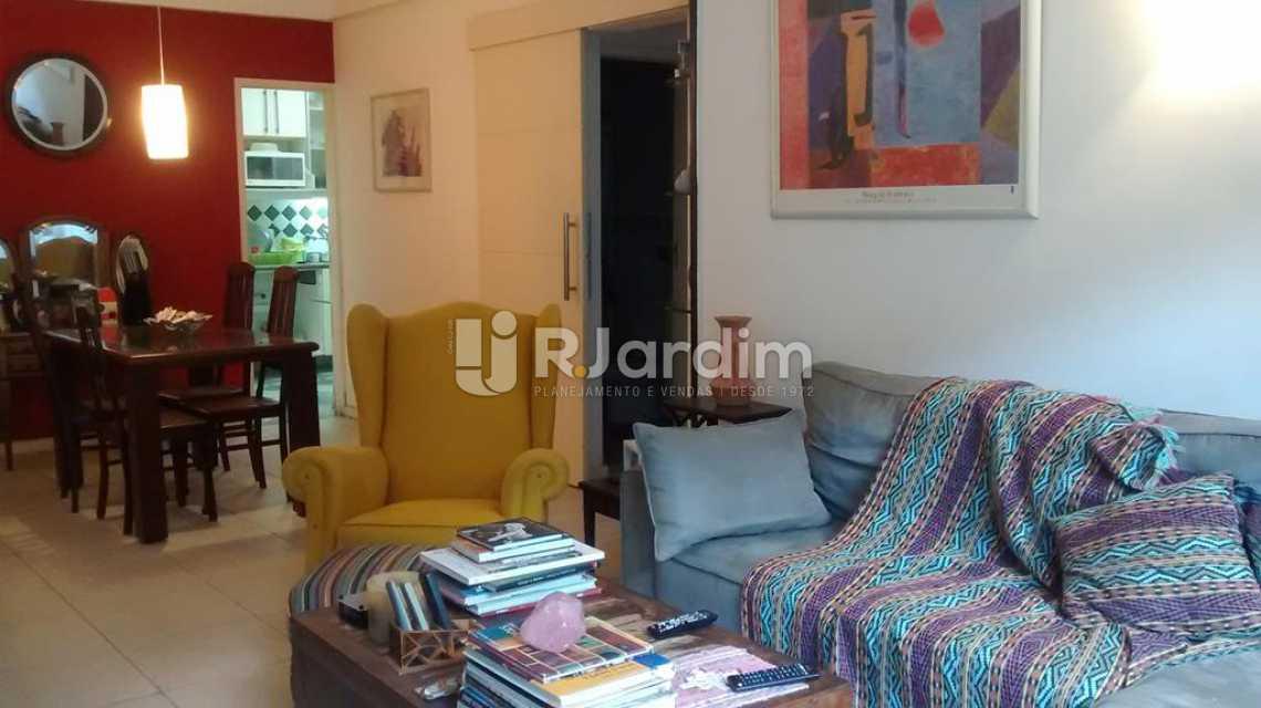 sala - Apartamento Humaitá 3 Quartos - LAAP31175 - 4