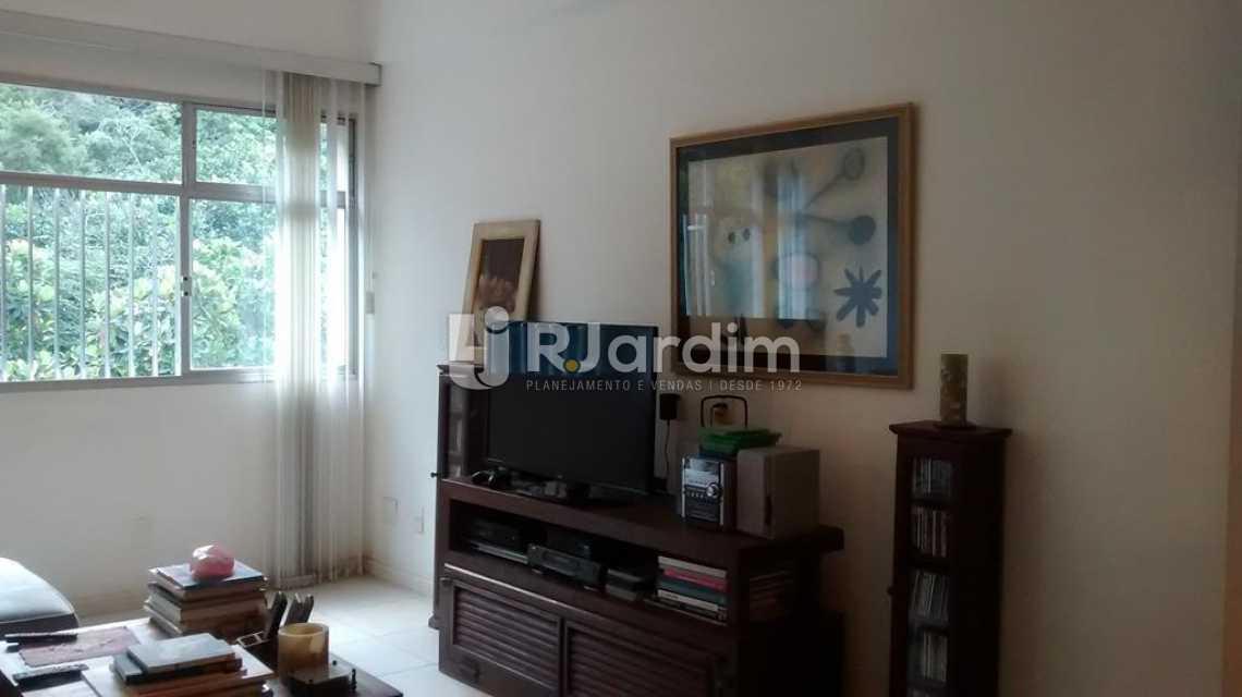 sala com vista - Apartamento Humaitá 3 Quartos - LAAP31175 - 6