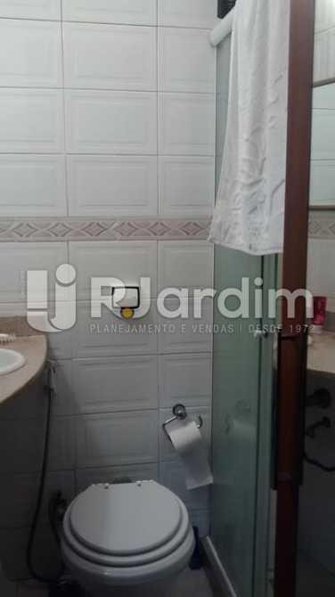 banheiro da suite - Apartamento Humaitá 3 Quartos - LAAP31175 - 15