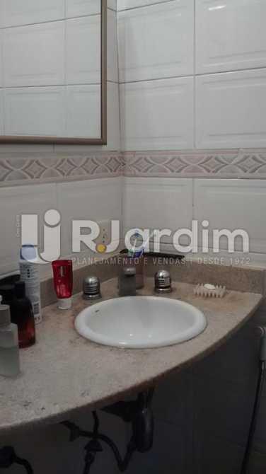 banheiro da suite - Apartamento Humaitá 3 Quartos - LAAP31175 - 16