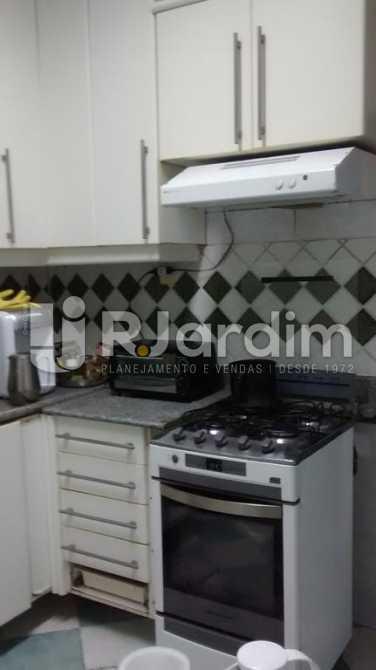 cozinha - Apartamento Humaitá 3 Quartos - LAAP31175 - 17