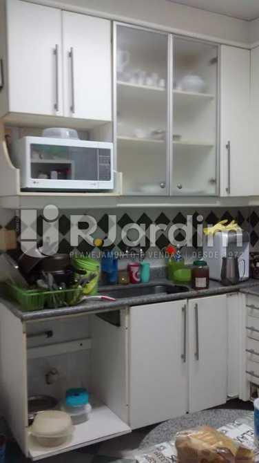 cozinha  - Apartamento Humaitá 3 Quartos - LAAP31175 - 18