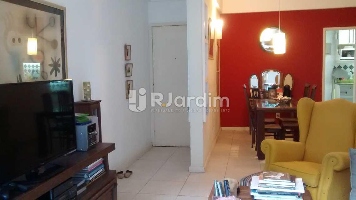 SALA 5 - Apartamento Humaitá 3 Quartos - LAAP31175 - 21
