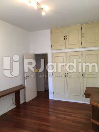 Quarto 2 - Apartamento À VENDA, Leblon, Rio de Janeiro, RJ - LAAP31179 - 12