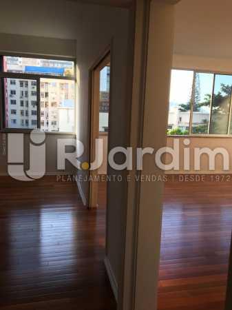 Quarto1 e ala com passagem - Apartamento À VENDA, Leblon, Rio de Janeiro, RJ - LAAP31179 - 9
