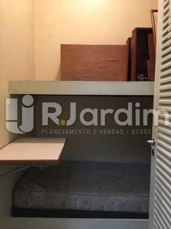 Dependência - Apartamento À VENDA, Leblon, Rio de Janeiro, RJ - LAAP31179 - 25