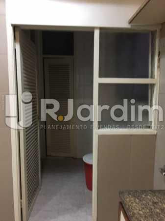 Área de serviço - Apartamento À VENDA, Leblon, Rio de Janeiro, RJ - LAAP31179 - 24