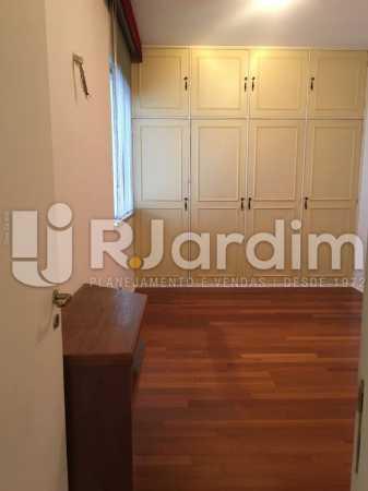 Quarto 3 - Apartamento À VENDA, Leblon, Rio de Janeiro, RJ - LAAP31179 - 17
