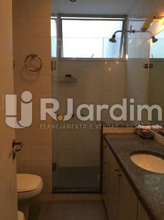 Banheiro social - Apartamento À VENDA, Leblon, Rio de Janeiro, RJ - LAAP31179 - 19