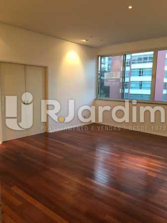 Sala - Apartamento À VENDA, Leblon, Rio de Janeiro, RJ - LAAP31179 - 6