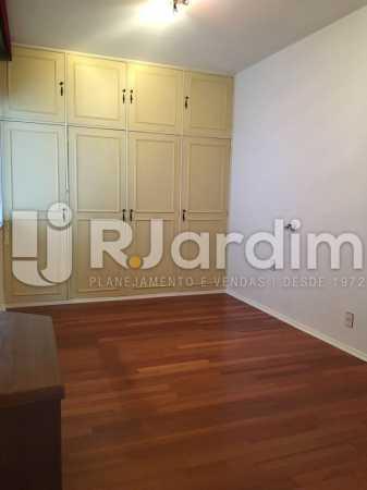 Quarto 3 - Apartamento À VENDA, Leblon, Rio de Janeiro, RJ - LAAP31179 - 18