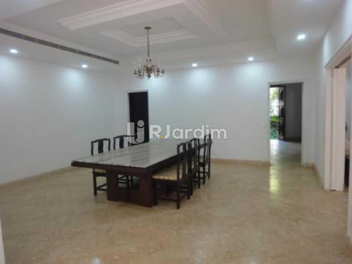 sala de jantar  - Casa 5 quartos à venda Gávea, Zona Sul,Rio de Janeiro - R$ 5.500.000 - LACA50016 - 11