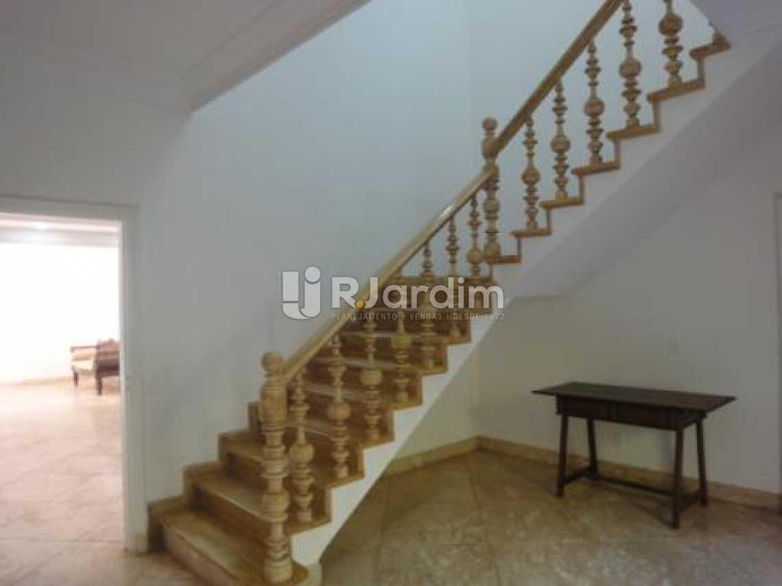 acesso ao 2 piso  - Casa 5 quartos à venda Gávea, Zona Sul,Rio de Janeiro - R$ 5.500.000 - LACA50016 - 9