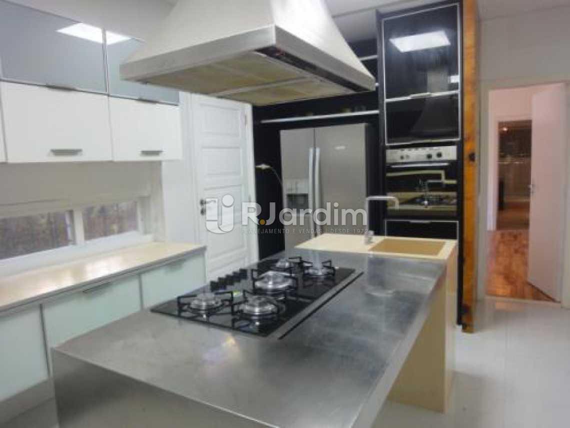 cozinha  - Casa 5 quartos à venda Gávea, Zona Sul,Rio de Janeiro - R$ 5.500.000 - LACA50016 - 20