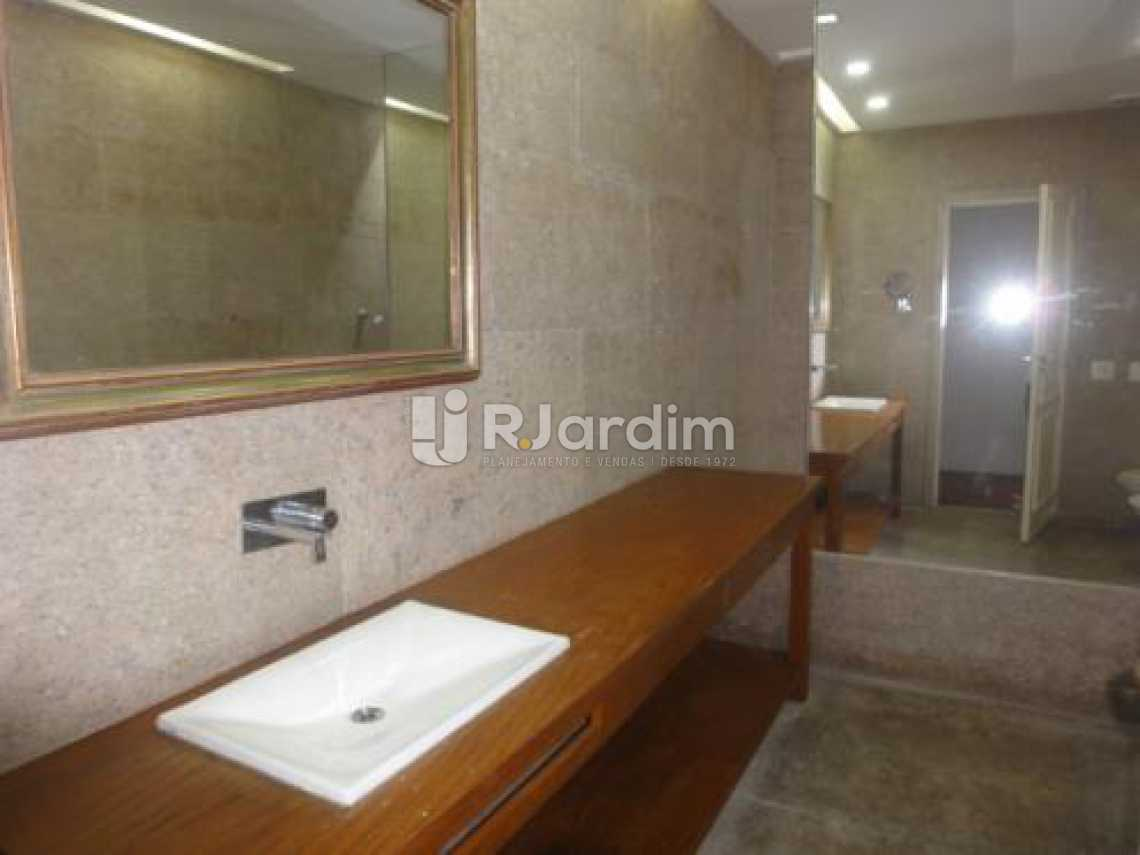 banheiro  - Casa 5 quartos à venda Gávea, Zona Sul,Rio de Janeiro - R$ 5.500.000 - LACA50016 - 21