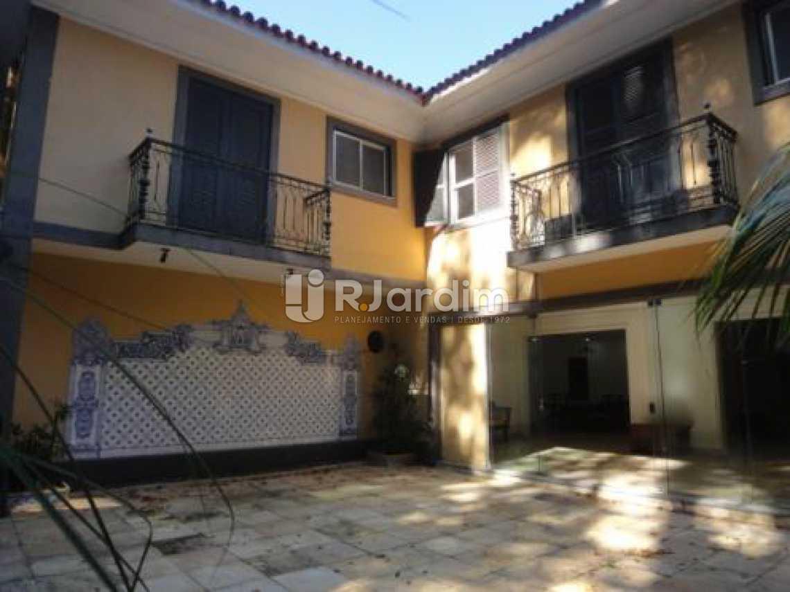 pátio interno - Casa 5 quartos à venda Gávea, Zona Sul,Rio de Janeiro - R$ 5.500.000 - LACA50016 - 14