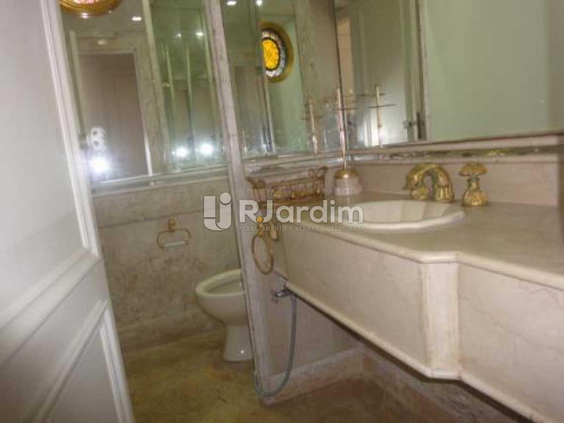 banheiro  - Casa 5 quartos à venda Gávea, Zona Sul,Rio de Janeiro - R$ 5.500.000 - LACA50016 - 22