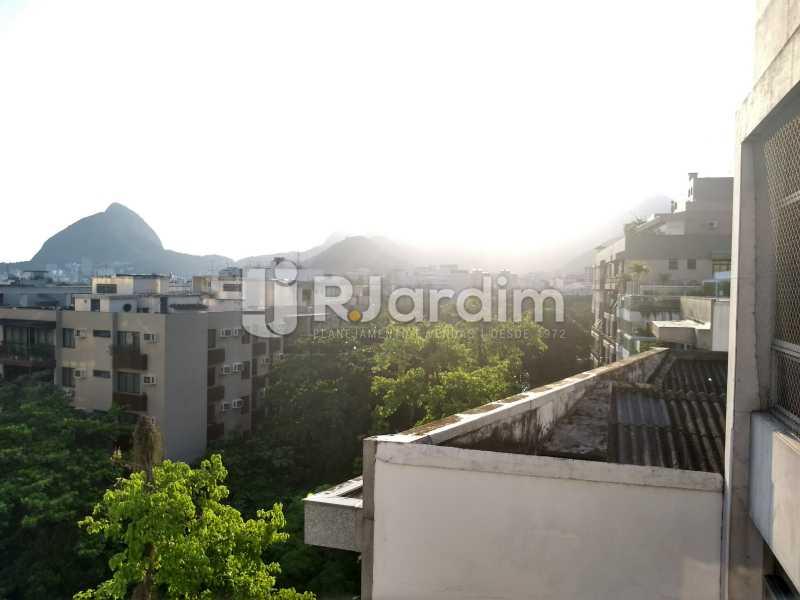 vista 2 irmãos - Apartamento 4 quartos à venda Jardim Botânico, Zona Sul,Rio de Janeiro - R$ 4.100.000 - LAAP40511 - 4