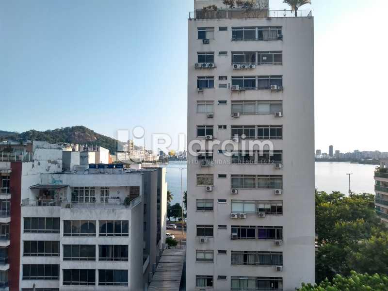 vista Lagoa - Apartamento 4 quartos à venda Jardim Botânico, Zona Sul,Rio de Janeiro - R$ 4.100.000 - LAAP40511 - 3