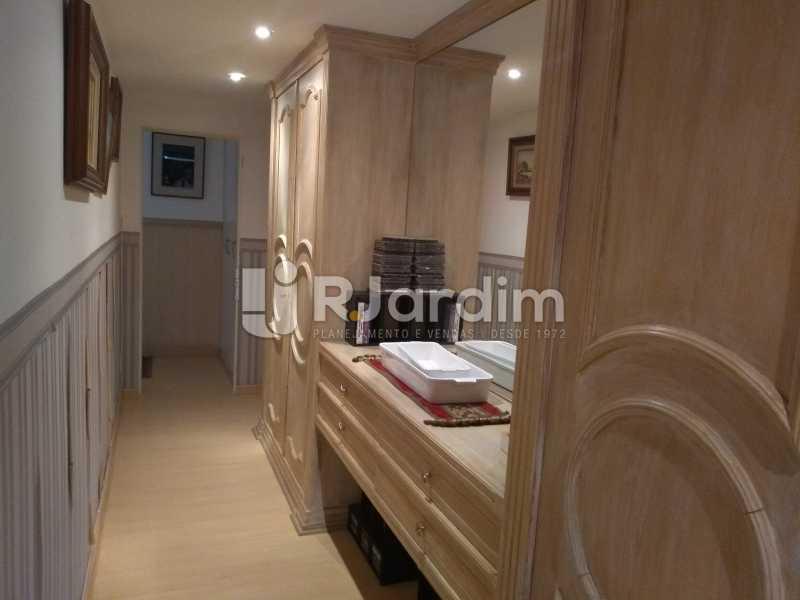 circulação - Apartamento 4 quartos à venda Jardim Botânico, Zona Sul,Rio de Janeiro - R$ 4.100.000 - LAAP40511 - 15