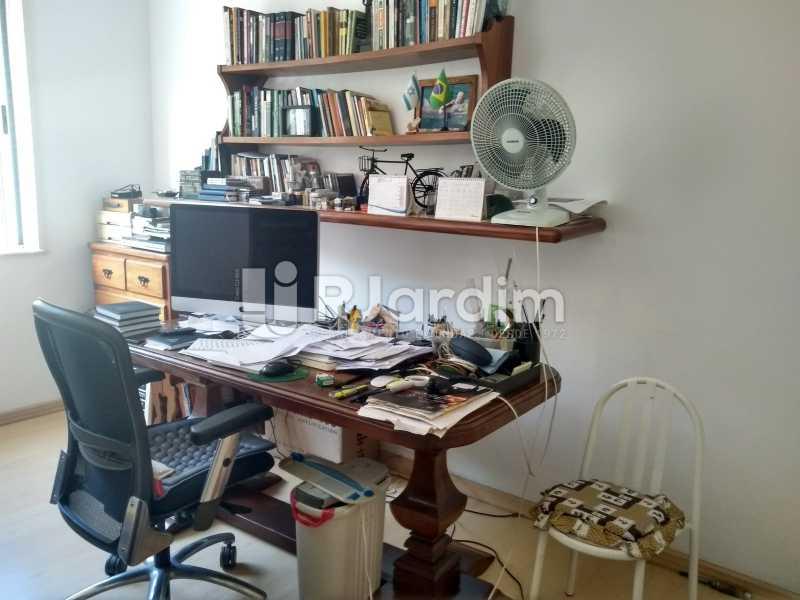 quarto  - Apartamento 4 quartos à venda Jardim Botânico, Zona Sul,Rio de Janeiro - R$ 4.100.000 - LAAP40511 - 16