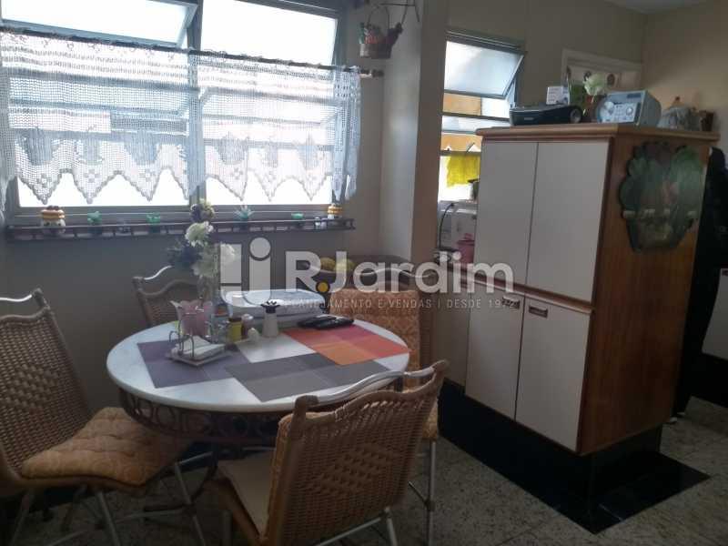 cozinha  - Apartamento 4 quartos à venda Jardim Botânico, Zona Sul,Rio de Janeiro - R$ 4.100.000 - LAAP40511 - 21