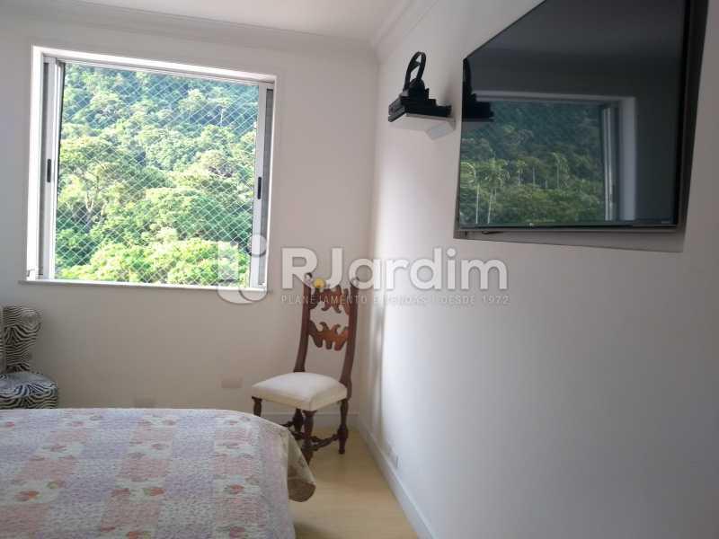suíte  - Apartamento 4 quartos à venda Jardim Botânico, Zona Sul,Rio de Janeiro - R$ 4.100.000 - LAAP40511 - 19
