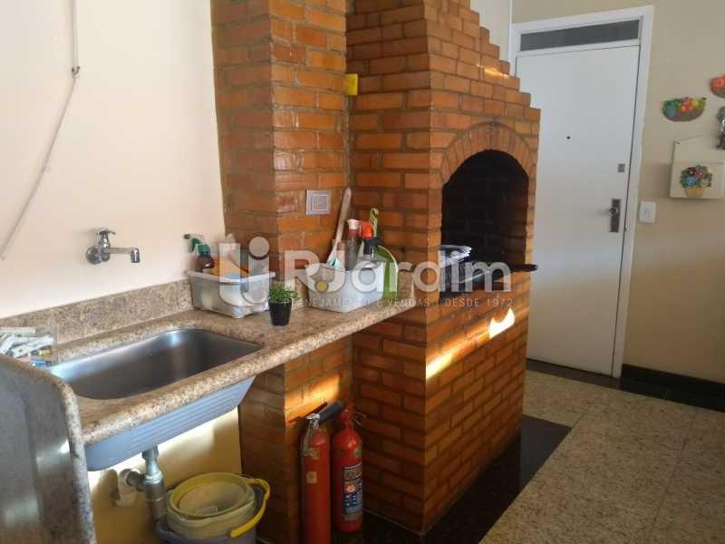 espaço gourmet - Apartamento 4 quartos à venda Jardim Botânico, Zona Sul,Rio de Janeiro - R$ 4.100.000 - LAAP40511 - 20
