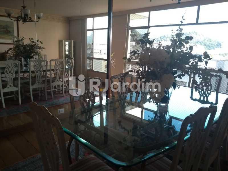sala/varanda - Apartamento 4 quartos à venda Jardim Botânico, Zona Sul,Rio de Janeiro - R$ 4.100.000 - LAAP40511 - 8