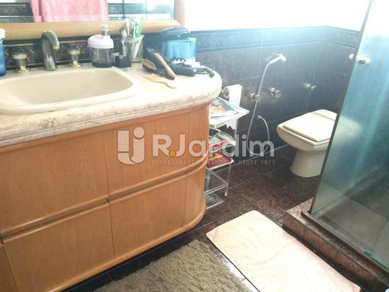 banheiro  - Apartamento 4 quartos à venda Jardim Botânico, Zona Sul,Rio de Janeiro - R$ 4.100.000 - LAAP40511 - 22