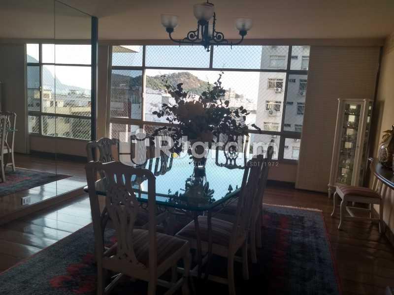 sala / varanda  - Apartamento 4 quartos à venda Jardim Botânico, Zona Sul,Rio de Janeiro - R$ 4.100.000 - LAAP40511 - 9