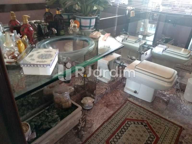 banheiro  - Apartamento 4 quartos à venda Jardim Botânico, Zona Sul,Rio de Janeiro - R$ 4.100.000 - LAAP40511 - 24