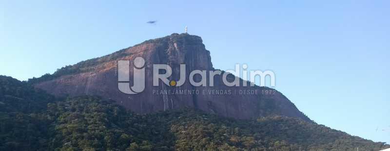 vista Cristo  - Apartamento 4 quartos à venda Jardim Botânico, Zona Sul,Rio de Janeiro - R$ 4.100.000 - LAAP40511 - 1