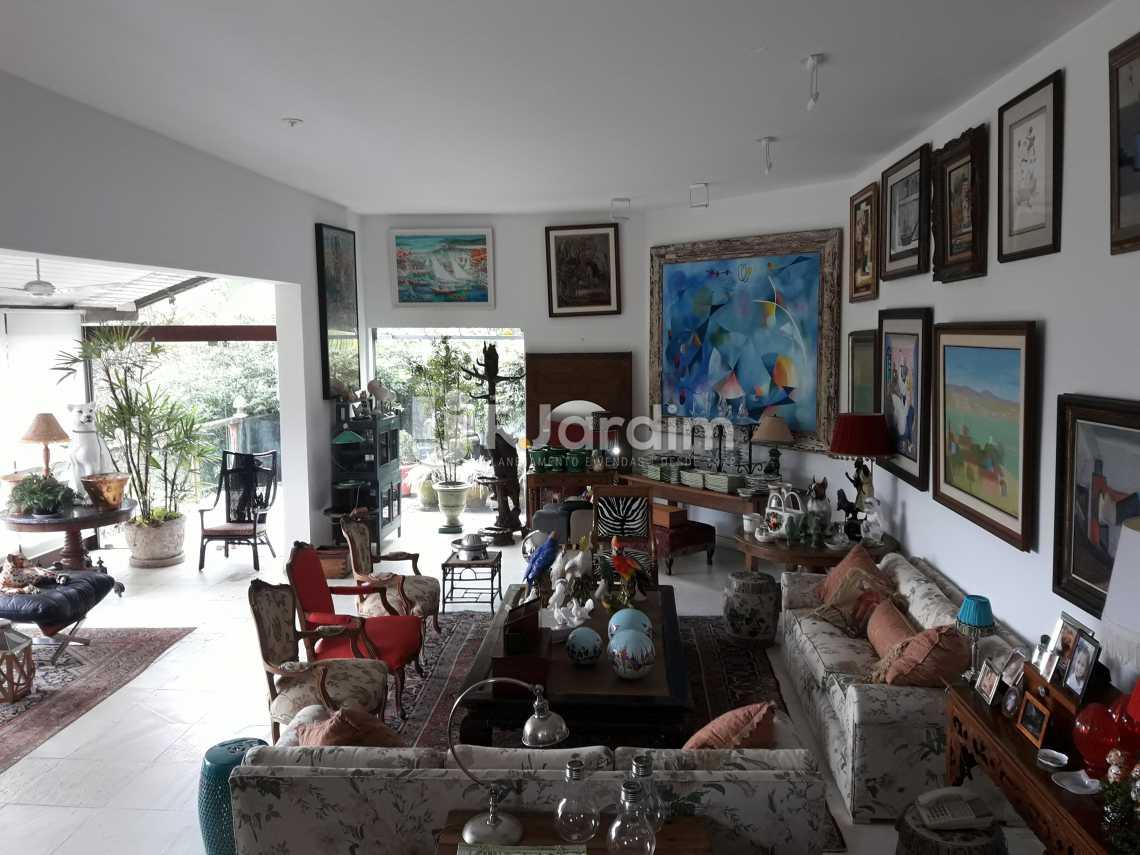 GÁVEA - Casa À VENDA, Gávea, Rio de Janeiro, RJ - LACA40024 - 5