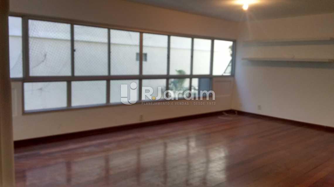 Salão  - Apartamento PARA ALUGAR, Leblon, Rio de Janeiro, RJ - LAAP40522 - 6