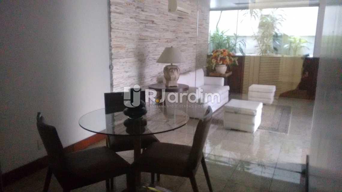 Portaria  - Apartamento PARA ALUGAR, Leblon, Rio de Janeiro, RJ - LAAP40522 - 3