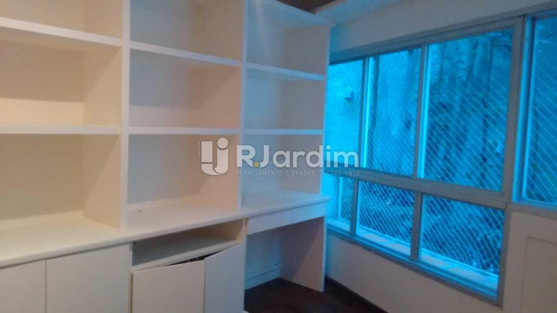 quarto  - Apartamento PARA ALUGAR, Leblon, Rio de Janeiro, RJ - LAAP40522 - 8