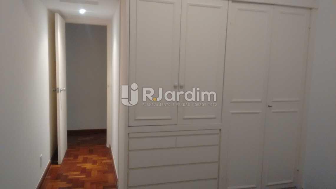 quarto  - Apartamento PARA ALUGAR, Leblon, Rio de Janeiro, RJ - LAAP40522 - 9